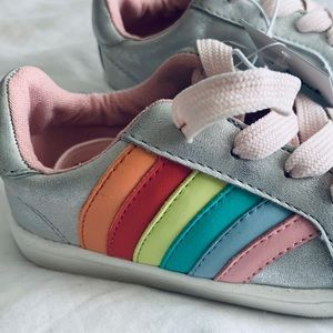 Cat & Jack Target  Toddler Girl sneakers size 9